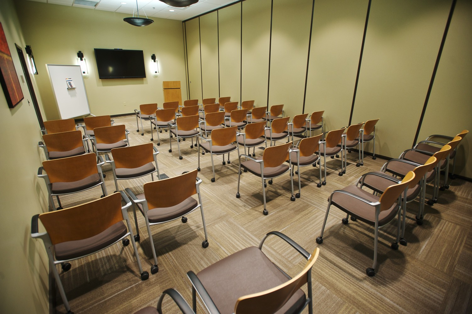 A small event space in Brentwood, TN at Envision Conference Center, we offer small conference space for rent, event space, meeting space and more!